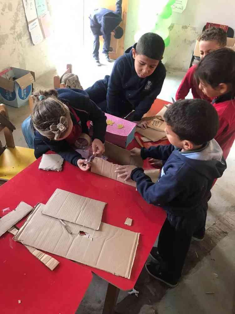 المدارس المجتمعية في البحاروة