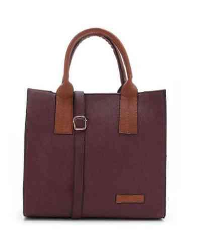 حقيبة جلدية من سيلفيوتوري