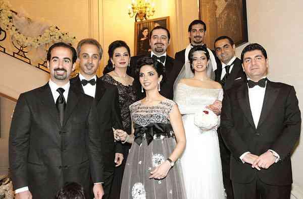 زواج هند الحريري