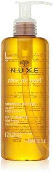 أفضل شامبو وبلسم بعد البروتين Nuxe