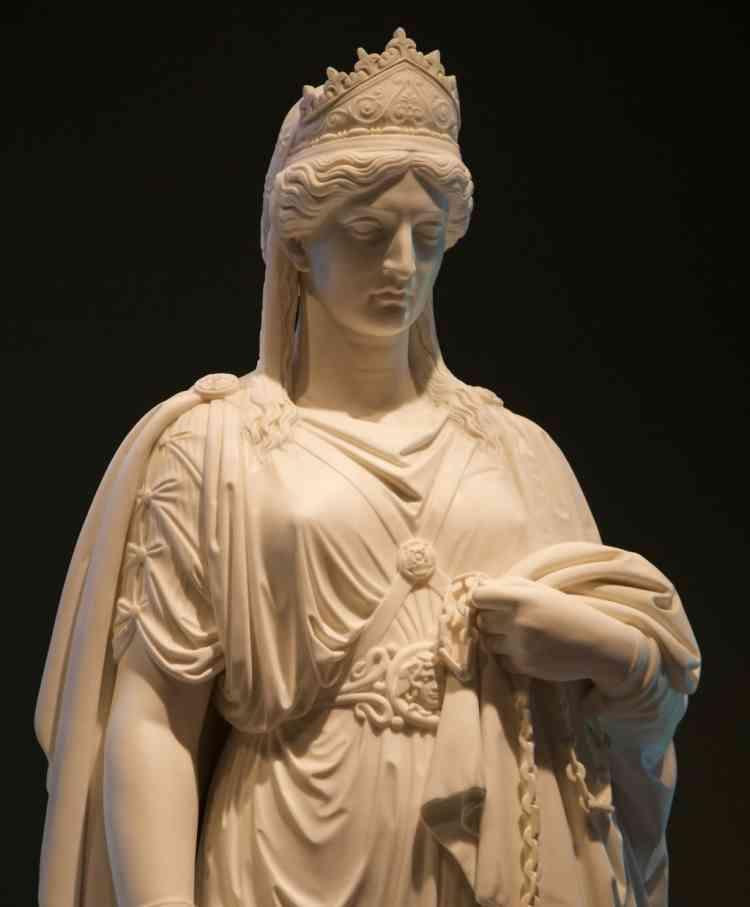 تمثال زنوبيا