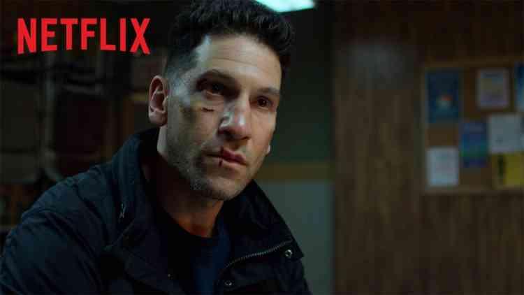 مسلسلات أكشن مسلسل The Punisher