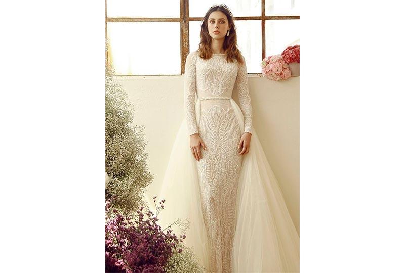 فستان فرح تايبست