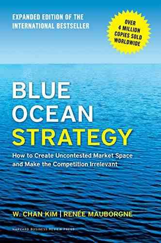 كتب ريادة الأعمال  كتاب Blue Ocean Strategy