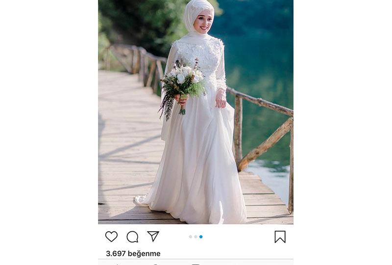 فستان فرح ستان تركي