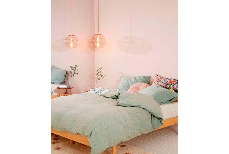 غرفة نوم هادئة