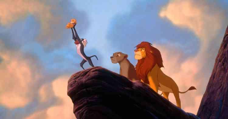 فيلم الملك الأسد