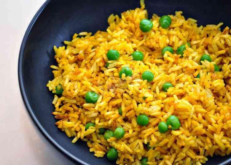 طريقة تحضير الأرز البسمتي بقطع الدجاج