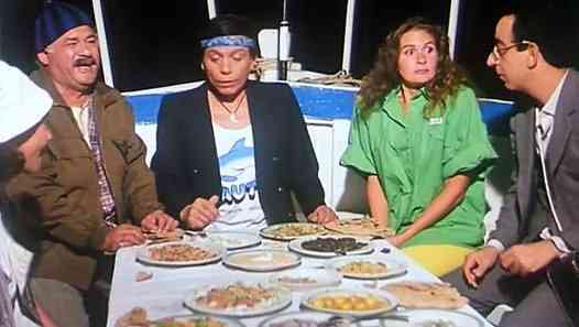 أفلام عادل إمام أكشن - جزيرة الشيطان