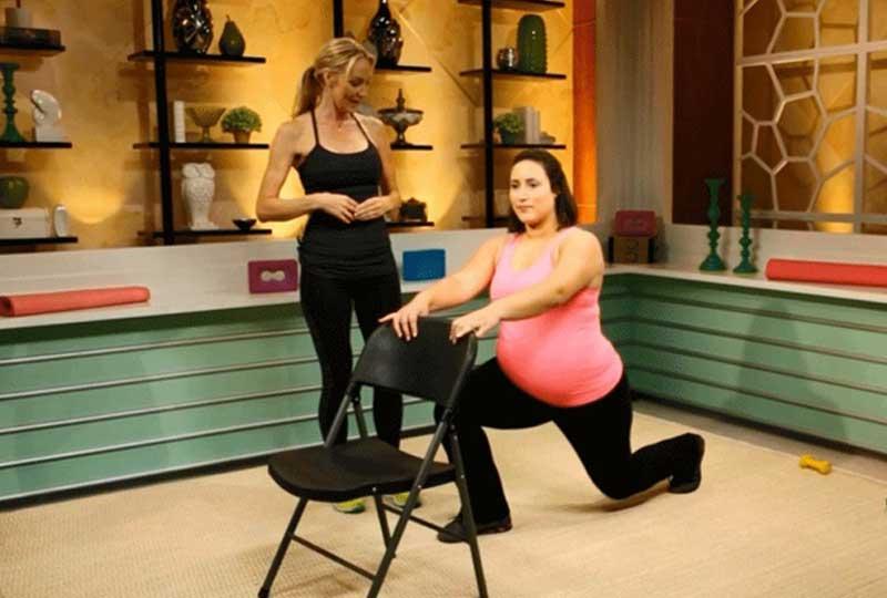 تمارين للحامل تمرين تقوية الساقين