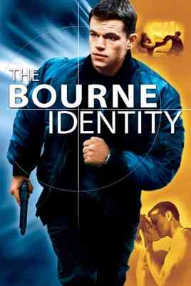 فيلم الأكشن The Bourne Identity