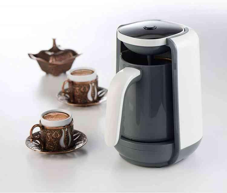 صانعة القهوة التركية السيف