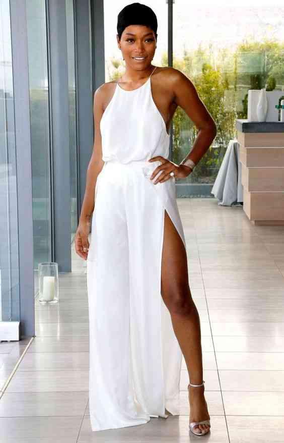 أنواع الفساتين Halter Dress