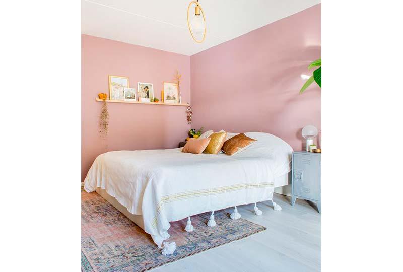 غرفة نوم كشمير