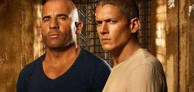 مسلسلات أكشن مسلسل Prison Break