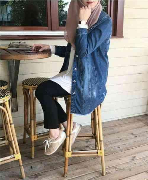 جاكت جينز