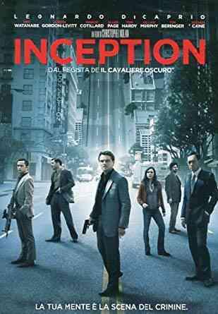 ضمن قائمة افلام أكشن فيلم Inception