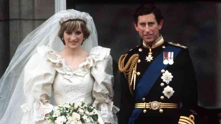 الأميرة ديانا وتشارلز