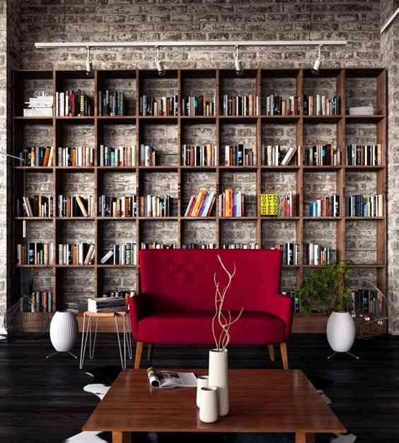 مكتبات مودرن