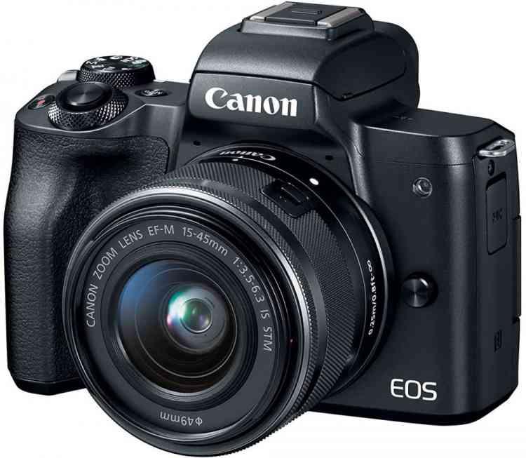 كاميرا Canon EOS M50