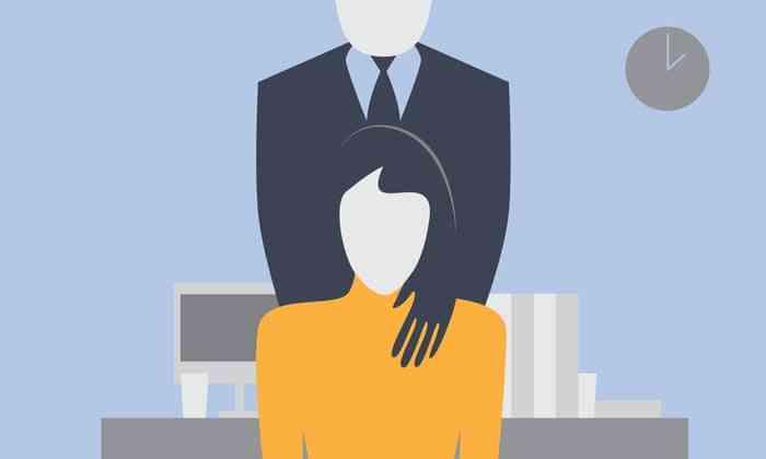التحرش الجنسي في مكان العمل