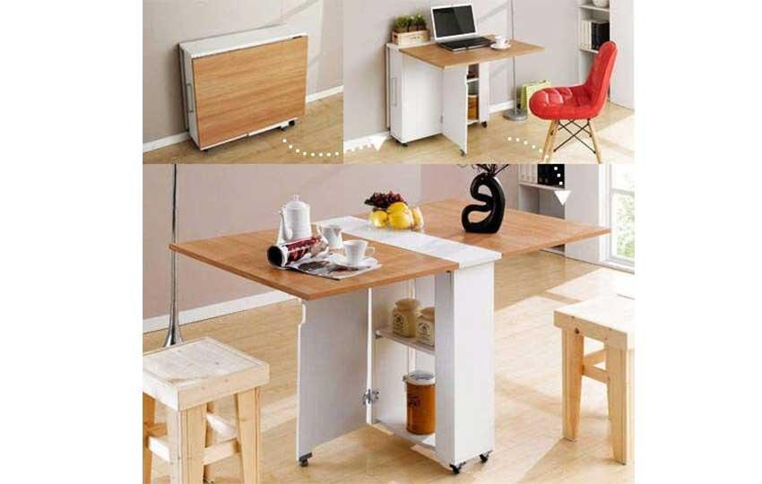 طاولة طعام صغير متعددة الاستخدام