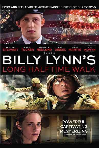أفلام فان ديزل  فيلم Billy Lynn's Long Halftime Walk