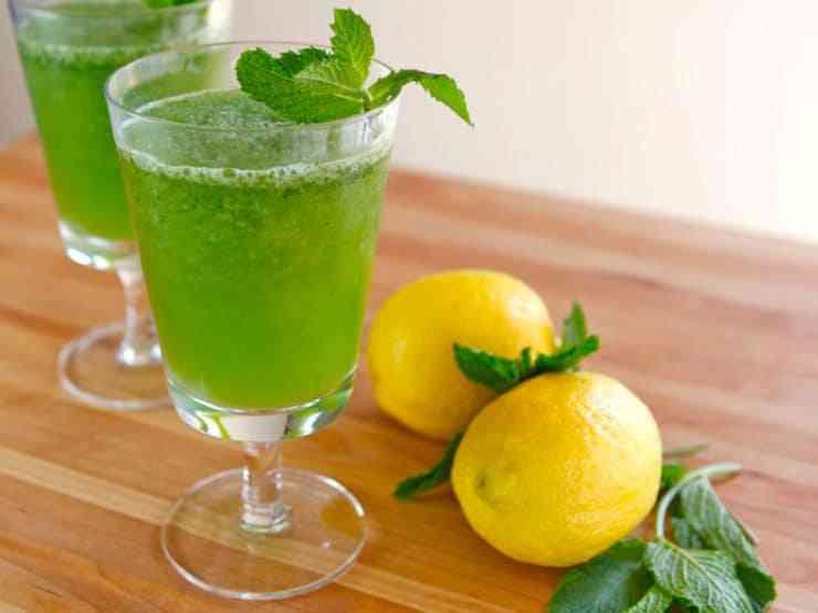 طريقة تحضير الليمون بالنعناع