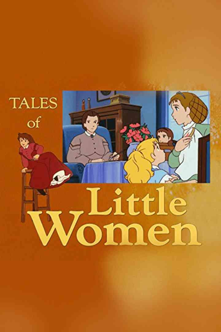 مسلسلات أنمي Tales of Little Women
