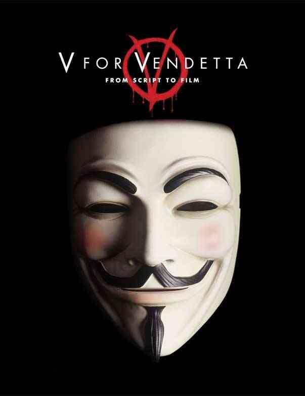 V for Vendetta من أفضل أفلام أكشن