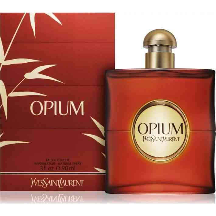 Opium by Yves Saint Laurent - عطور فرنسية