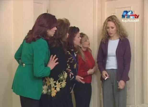 مسلسلات لبنانية قديمة