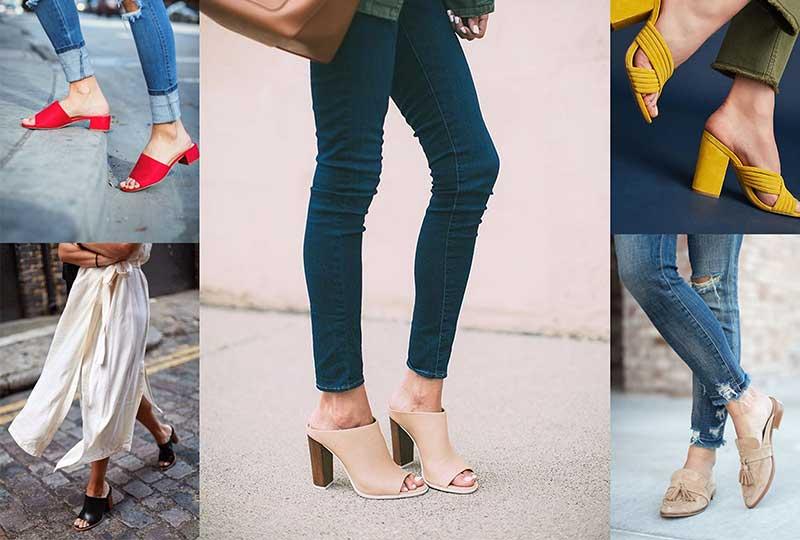 احذية الميول