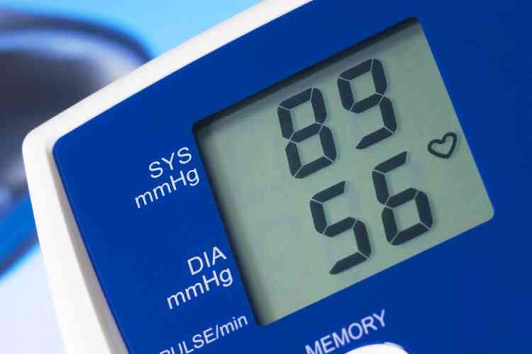 أعراض الضغط المنخفض