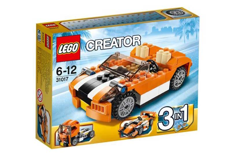 Creator Sunset Speeder