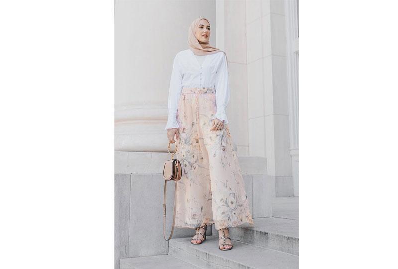 ملابس كاجوال للعيد ملابس محجبات كاجوال