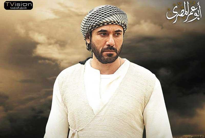 أحمد عز في مسلسل أبو عمر المصري
