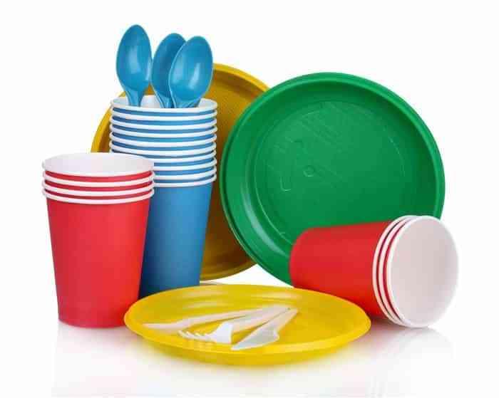 أنواع البلاستيك ورموزه