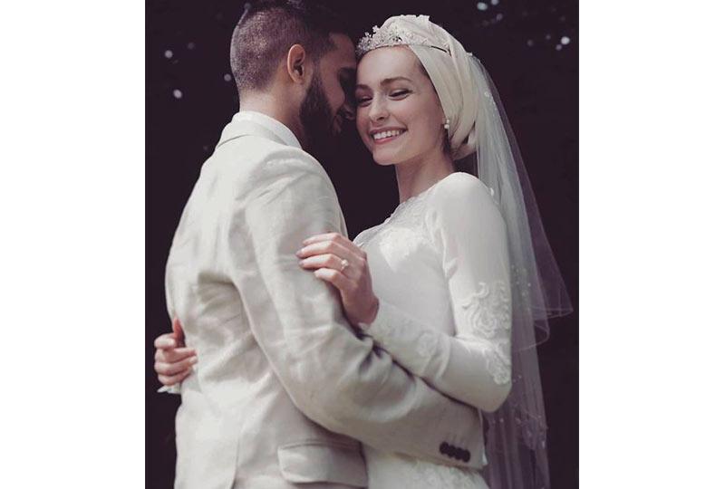 عروسة تركية
