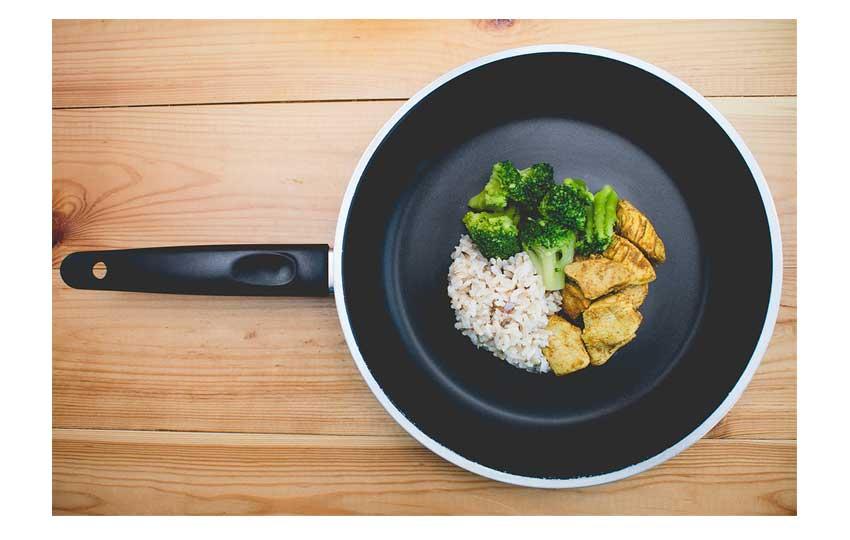 طرق الطبخ الصحي