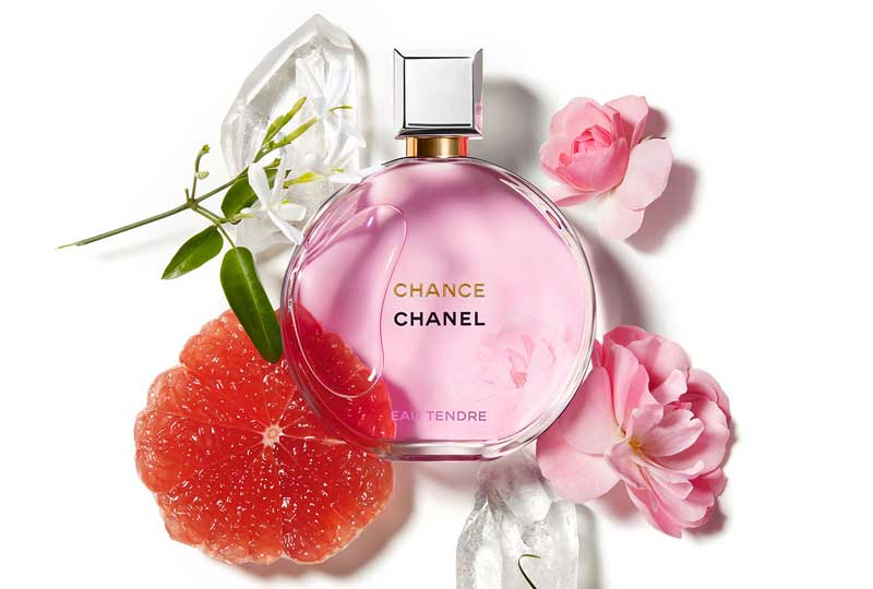 عطر شانيل شانس - Chanel Chance Tendre Eau de Toilette Spray