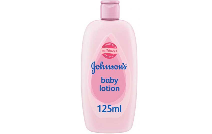 لوشن جونسون للأطفال