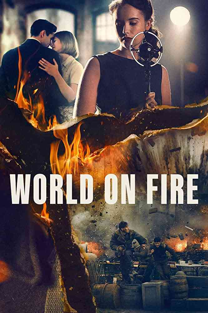 مسلسل World On Fire