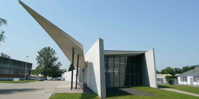 محطة إطفاء فيترا- ألمانيا من تصميم زها حديد