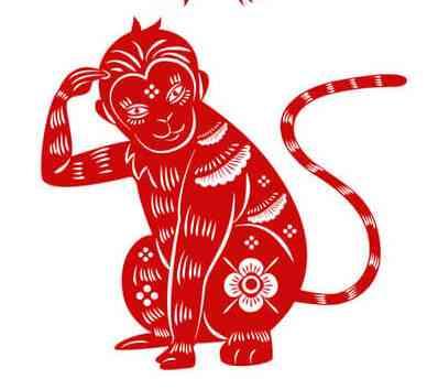 الأبراج الصينية برج القرد