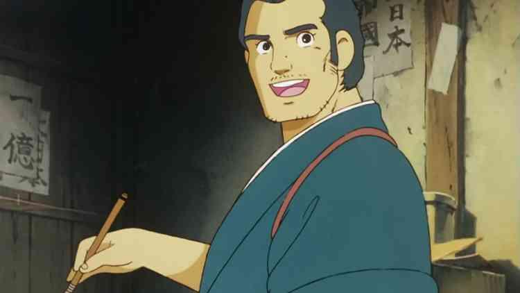 أفلام أنمي يابانية Barefoot Gen
