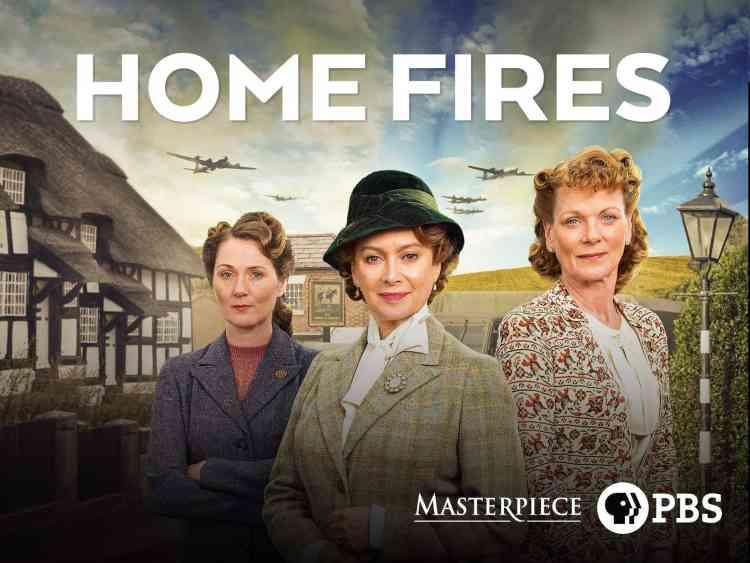 مسلسل Home Fires