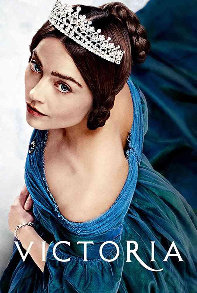 مسلسل Victoria مسلسل بريطاني تاريخي