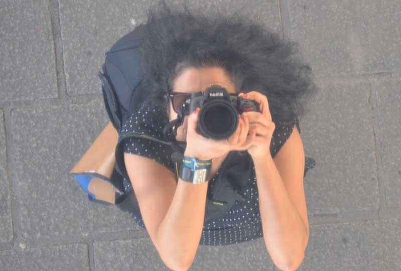 بشرى حبالي تعيش في بلجيكا وتعود أصولها إلى المغرب