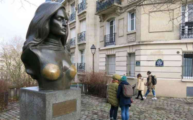 تمثال داليدا